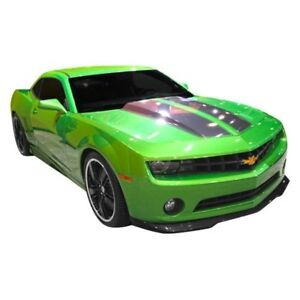 For Chevy Camaro 10 13 Front Bumper Lip Under Air Dam Spoiler Gm x Style Carbon