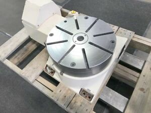 Tsudakoma 16 Cnc Rotary Table 4 axis Model Ry 401 New 2005 Excellent Condition