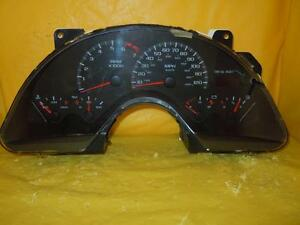 99 00 01 02 Camaro Speedometer Instrument Cluster Dash Panel Gauges 153 305