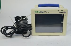 Welch Allyn Propaq Cs 242 Vital Signs Patient Monitor Spo2 Nibp Ecg