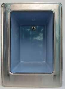 Delfield 305 Drop in Ice Bin W 1 Inch Drain missing Cover