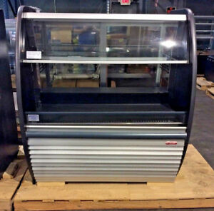 Royal Rs04ursc Dry Refrigerated Combo Display Case Grab n go Merchandiser
