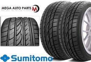 2 New Sumitomo Htrz Iii 275 40 18 99y Reinforced Ultra High Performance Tires