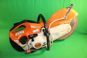 Stihl Ts 420 Concrete cut off Saw With Water Line Make Offer