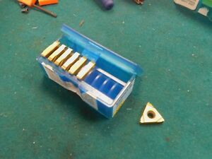 7 Vardex 3 Er 28 W Vsx Carbide Threading Inserts