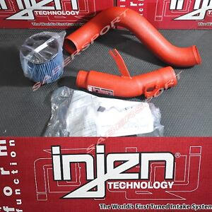 Injen Sp Red Cold Air Intake For 2016 2019 Honda Civic 1 5 Turbo Exclude Si