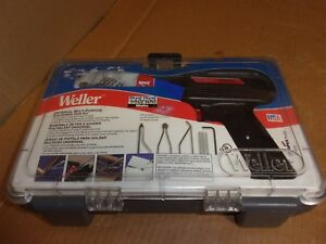 Cooper Tools Weller Universal Multi purpose Soldering Gun Kit 8200 Pkmp