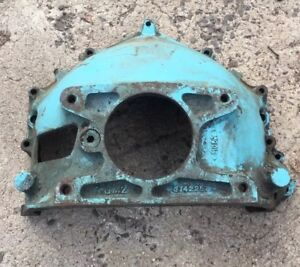 Original 1959 1960 Chevy Impala Bel Air Biscayne 283 348 3 4 Speed Bellhousing