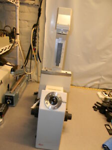 Leica Dm Irb Microscope Frame Sold For Parts As Is