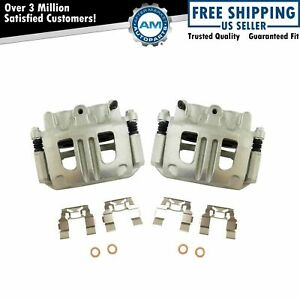 Raybestos Opti Cal Front Disc Brake Caliper With Bracket Pair For Suv Truck New