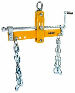 Jegs 81062 Engine Load Leveler Supports Up To 2 000 Lbs Cross Bar 15 3 4 In Wi