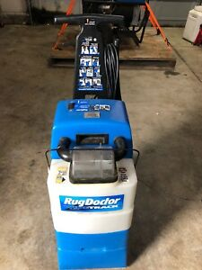 Rug Doctor Wide Track Carpet Cleaning Machine Wt c2