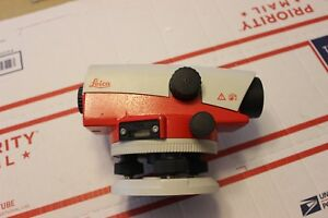 Leica Na720 Shock Resistant Automatic Level Surveying Equipment