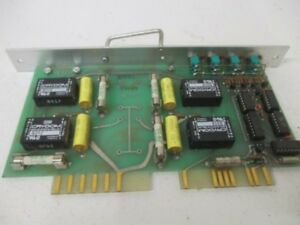 Nac Lsi 8 140 7 Relay Output Board 4 Channel Used