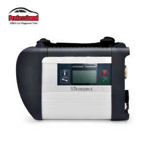 Mb Star C4 Sd Connect Compact 4 Multiplexer Diagnostic Tool For Mercedes Benz