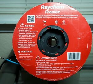 Raychem Frostex Plus Pipe Heating System Wire Tape 50 Roll Nos