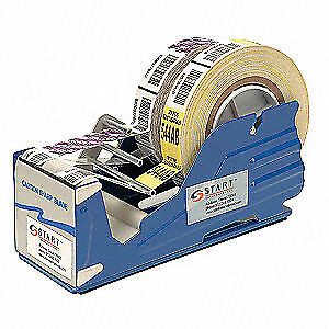 Start Int Steel And Plastic Multi Roll Tape Dispenser blue 3 In W Sl7336 Blue