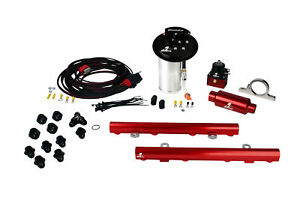 Aeromotive 10 17 Mustang Gt Stealth Eliminator Race System With 5 0l 4 V 17348