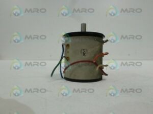 Spectrol 402388 11rc 800 1634 Precision Potentiometer 50k Ohms Used
