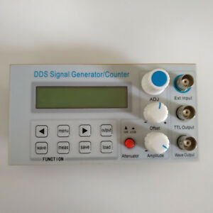 10mhz Dds Function Signal Generator Sgp1010s Signal Source Frequency Bnc