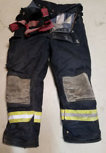 Firefighter Turnout Bunker Pants Cairns Rs1 40x30 Black