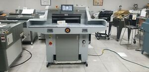 Shark Machinery Sc26 ts Baum Polar Challenge Duplo Graphic Whizard Paper Cutter