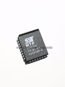 50pcs Sst27sf512 70 3c nh Ic Sst27sf512 Plcc 32 Ic