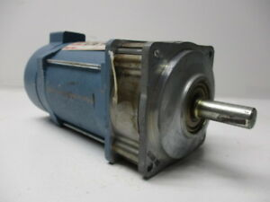Superior Electric Ss451t Motor 60 72 Rpm 120v Used