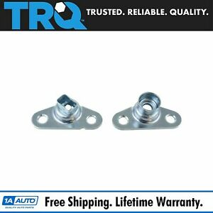 Body Mounted Tailgate Hinge Kit Pair 2pc For Ram 1500 2500 3500 Pickup Truck New