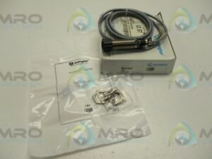 Wenglor Fd01 Color Sensor 20 30vdc New In Box