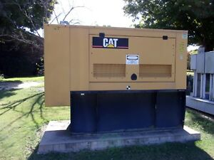Caterpillar Diesel Generator Model D60 4s