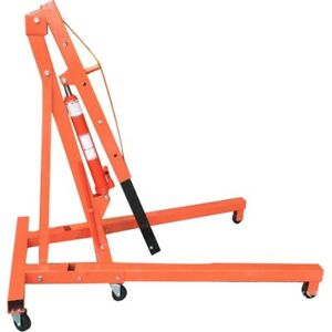 2 Ton Engine Motor Hoist Crane Lift Foldable