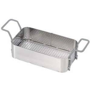 Elma Ultrasonics Stainless Steel Basket 2 X 4 1 5 X 18 3 10 ss 70 Basket
