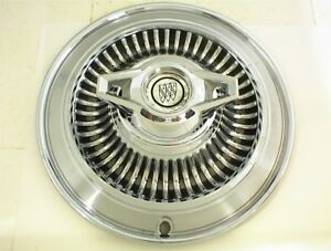 1964 Buick Hubcap Wheel Cover 14 Spinner Flipper