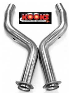 Kooks Ss 3 Offroad Exhaust Pipes 6 2 Supercharged Challenger Charger Hellcat