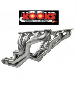 Kooks 2 X 3 Stainless Headers 6 2 Supercharged Challenger Charger Hellcat