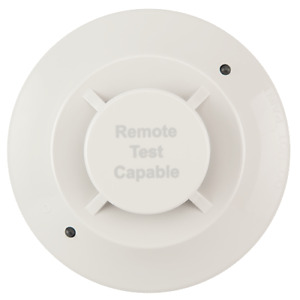 New Microm Mix 2251br Intelligent Photoelectric Smoke Detector Remote Test Ready