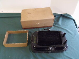 Nos 1956 Ford Air Conditioning Firewall Spacer Heater Core Ac Oem Fomoco 56