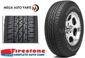 1 X New Firestone Destination Le 2 P245 65r17 105t Owl All Season Tires