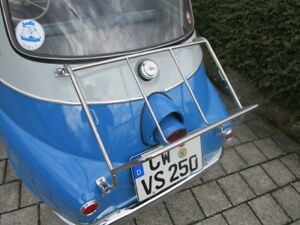 Luggage Rack Stainless Steel With Brackets Bmw Isetta 250 300 Export Standard