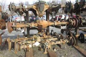 95 02 Ford Explorer 3 73 Ratio Rear Axle Assembly Oem 88k Miles