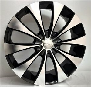22 Wheels Fits Toyota Venza Le Xle Limited 2009 15 22x9 5x114 3