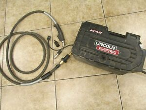 Lincoln Electric Activ8 K2999 1 Wire Feed Welder