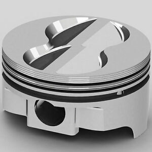 United Engine Machine Ic9923 040 Ford 408ci Windsor Fhr Forged Pistons