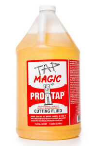 Tap Magic Cutting Fluid Protap 30128p Biodegradable Eco Friendly 1gal All Metals