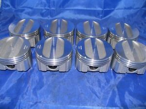 Pistons Rings 68 69 Amc Amx Javelin Rebel 390 New