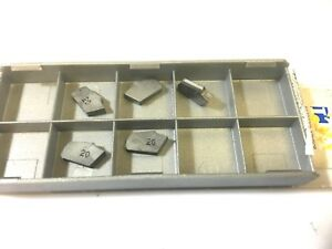Iscar Gtn 3 Ic20 Carbide Parting Grooving Inserts 5 Inserts
