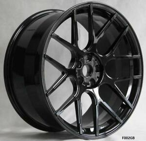 22 Forged Wheels For Bentley Continental Gt 2006 Up staggered 22x9 10 5