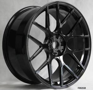 22 Forged Wheels For Mercedes S class Coupe S550 S600 S63 S65 22x9 10 5
