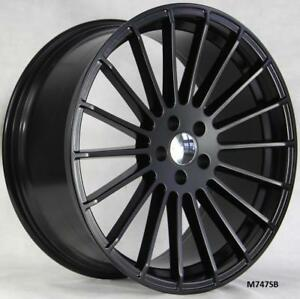 22 Wheels For Bentley Continental Gt Gt Speed 2006 Up staggered 22x9 10